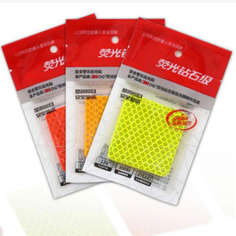 Reflective Waterproof Stickers,  3M Reflective Tape